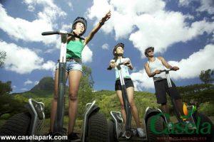 CASELA - SEGWAY - SAFARI - Activities MAURITIUS holiday